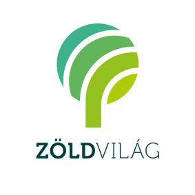 Zöldvilág.infó Kft. logója